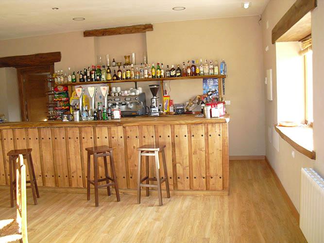 Bar en el hostal la Candela